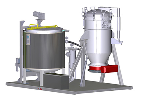 DALSORB Oil Purification Unit