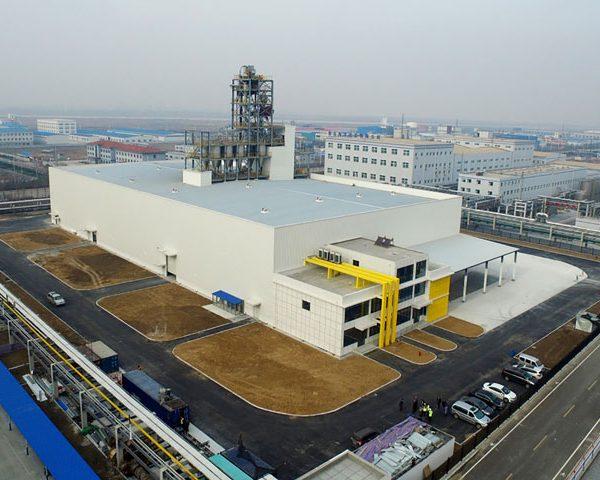 Pingdu, China Dallas Group of America Manufacturing and Distribution Facility